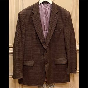 Joseph A Bank Wool Sport Coat Size 46 Long